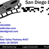 San Diego Digital Imagery Business Card