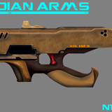 Weapon Design: N15 Enforcer